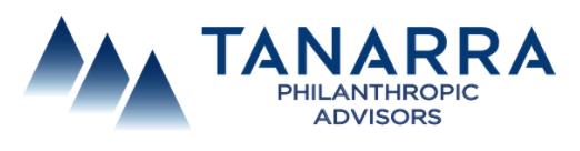 Tanarra Philanthropic Advisors